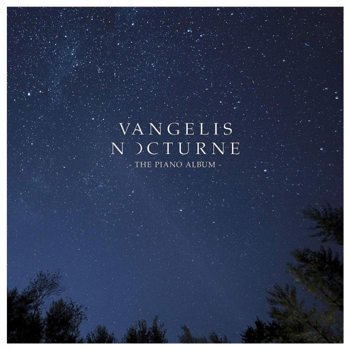 Vinil Vangelis (from Aphrodites Child)-Nocturne- The Piano Album-2LP 0