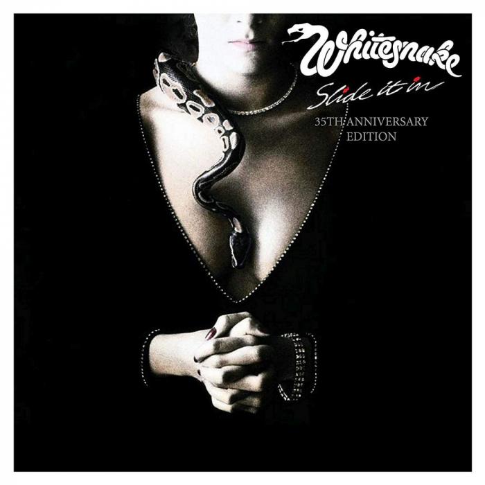 Vinil Whitesnake-Slide It In (35Th Aniversary Remastered  Edition) (180g Audiophile Pressing)-2LP 0