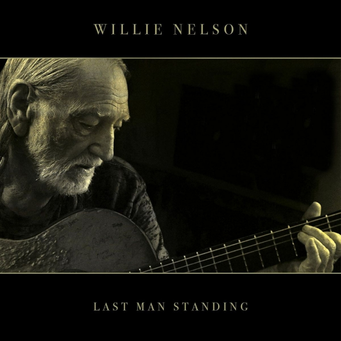Vinil Willie Nelson (from The Highwaymen)-Last Man Standing-LP 0