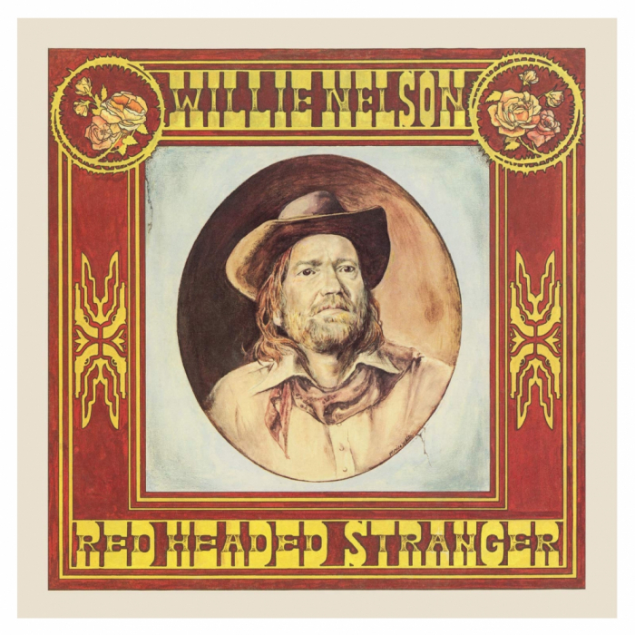 Vinil Willie Nelson (from The Highwaymen)-Red Headed Stranger-LP 0
