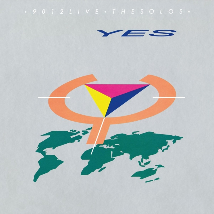 Vinil Yes-9012 Live- The Solos (180g Audiophile Pressing)-LP 0