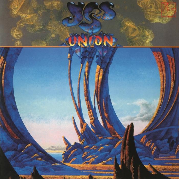 Vinil Yes-Union (180g Audiophile Pressing)-LP 0