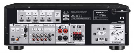 Receiver AV Onkyo TX-SR3933