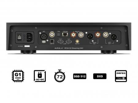 Streamer DAC Auralic Vega G22