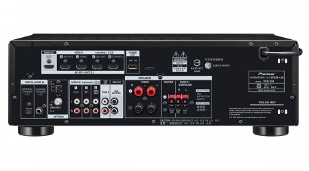 Receiver Pioneer VSX-5343