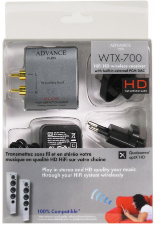 Adaptor bluetooth HD Advance Acoustic WTX-7002