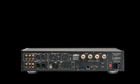 Amplificator Lyngdorf TDAI-3400 2x200W, streaming Wi-Fi, Tidal Connect, Roon ready, decodare MQA, USB [1]