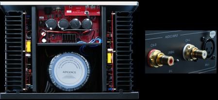 Amplificator putere Advance Acoustic X-A1602
