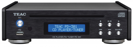CD Player Teac PD-301DA-X