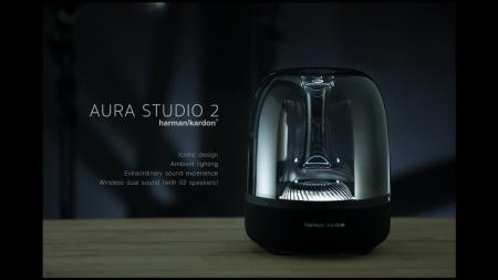 Boxa Wi-Fi Harman Kardon Aura Studio 21