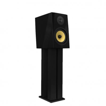 Boxe Davis Acoustics Nikita 3.0 Negru Lucios [0]