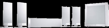 Boxe KEF T105