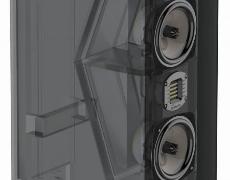 Boxe podea GoldenEar TRITON ONE cu subwoofer activ incorporat, 14Hz - 35kHz, 92dB2
