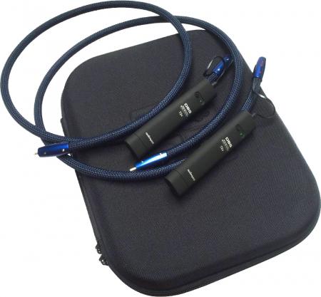 Cablu audio 2RCA - 2RCA AudioQuest Water, DBS 72V inclus2