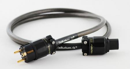 Cablu de Alimentare Tellurium Q Black 1.5 metri0