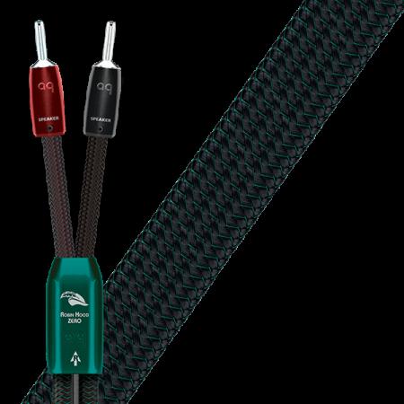 Cablu de boxe High-End Audioquest Robin Hood ZERO (DBS Carbon)