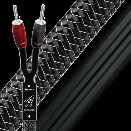 Cablu de boxe High-End cu mufe banana Audioquest Rocket 44