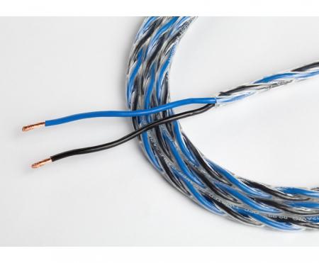 Cablu de boxe la metru Taga Harmony Azure 12/14 biwire1