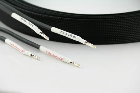 Cablu de Boxe Tellurium Q Ultra Silver3