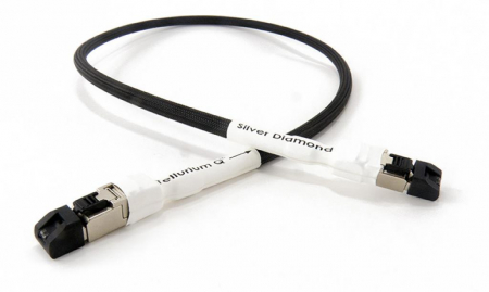 Cablu Digital Streaming Tellurium Q Silver Diamond 1metru [0]