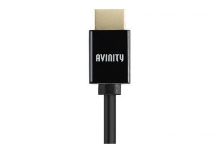 Cablu HDMI Avinity HDMI tata - HDMI tata, 8K Ultra High Speed, conectori auriti [1]