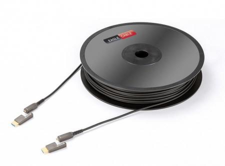 Cablu HDMI - micro HDMI 2.0B LWL Eagle High Speed0