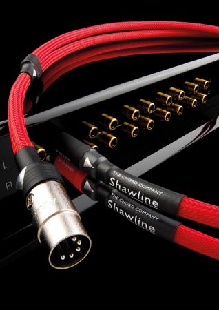 Cablu Interconect DIN - RCA Chord Shawline [1]