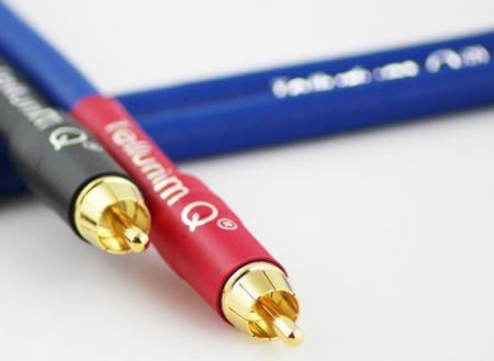 Cablu Interconect Tellurium Q Blue RCA [2]