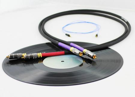 Cablu Phono RCA - RCA Tellurium Q Black Turntable RCA0