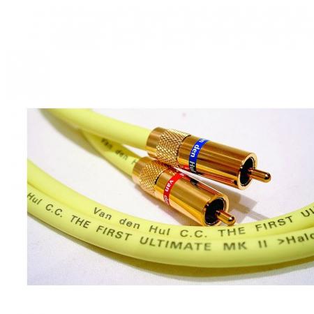Cablu RCA Van den Hul The First Ultimate MKII