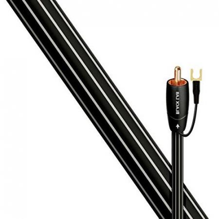Cablu Subwoofer RCA - RCA AudioQuest Black Lab0