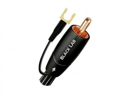 Cablu Subwoofer RCA - RCA AudioQuest Black Lab [1]