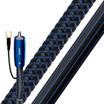 Cablu subwoofer RCA - RCA AudioQuest Husky