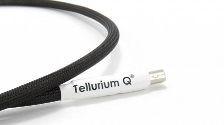 Cablu USB A-B Tellurium Q Silver Diamond1
