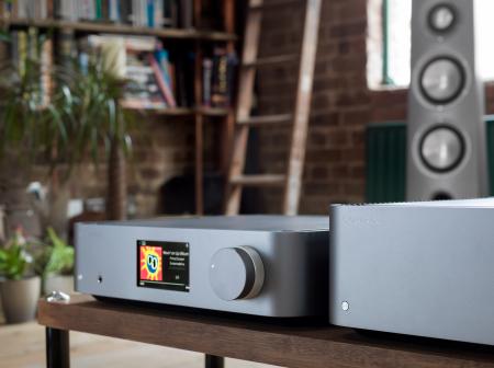 Streamer Cambridge Audio Edge NQ2
