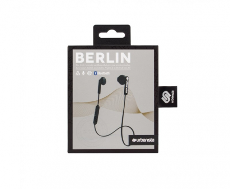 Casti In-Ear Bluetooth Urbanista Berlin3