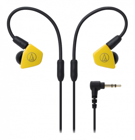 Casti in-ear cu microfon Audio-Technica ATH-LS50iS, seria LIVE SOUND