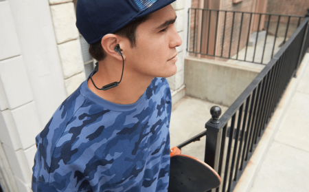 Casti In Ear wireless JBL E25BT1