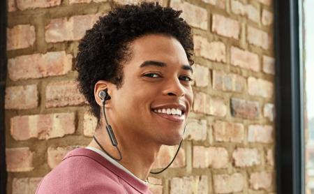 Casti In Ear wireless JBL Tune 110BT1