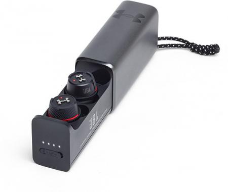 Casti In Ear wireless JBL UA True Wireless FLASH3