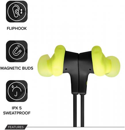 Casti In Ear wireless sport JBL Endurance RUN BT1