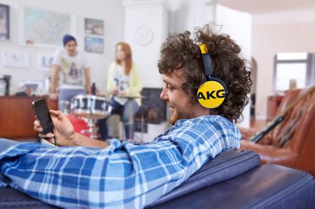 Casti On Ear AKG Y50 [8]