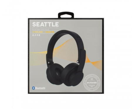 Casti On-Ear Bluetooth Urbanista Seattle BT3