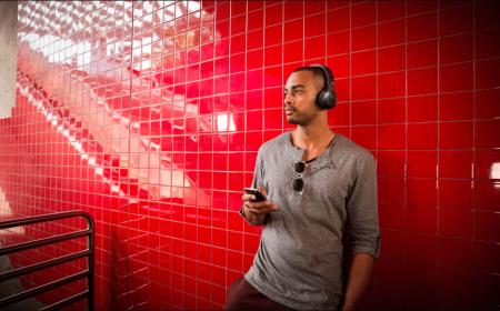 Casti On Ear wireless JBL C45BT4