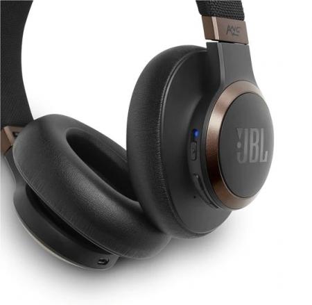 Casti On Ear wireless JBL Live 650BTNC2