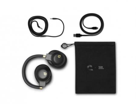Casti Over Ear wireless JBL E55BT Quincy Edition2