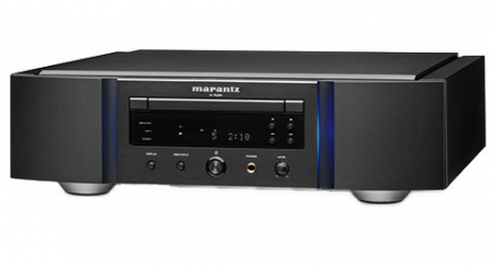 CD Player Marantz SA-KI Ruby Ken Ishiwata Signature1