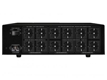 Conditioner retea electrica AudioQuest Niagara 5000, Low-Z Power Noise-Dissipation System3