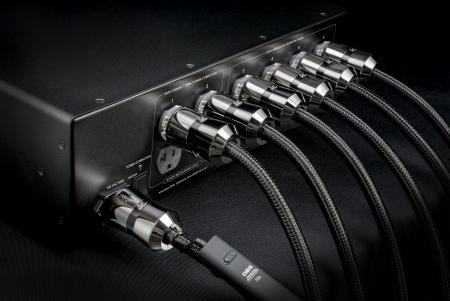 Conditioner retea electrica AudioQuest Niagara 5000, Low-Z Power Noise-Dissipation System2