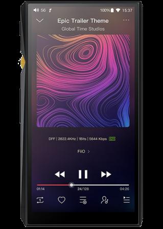 Player portabil Fiio M110